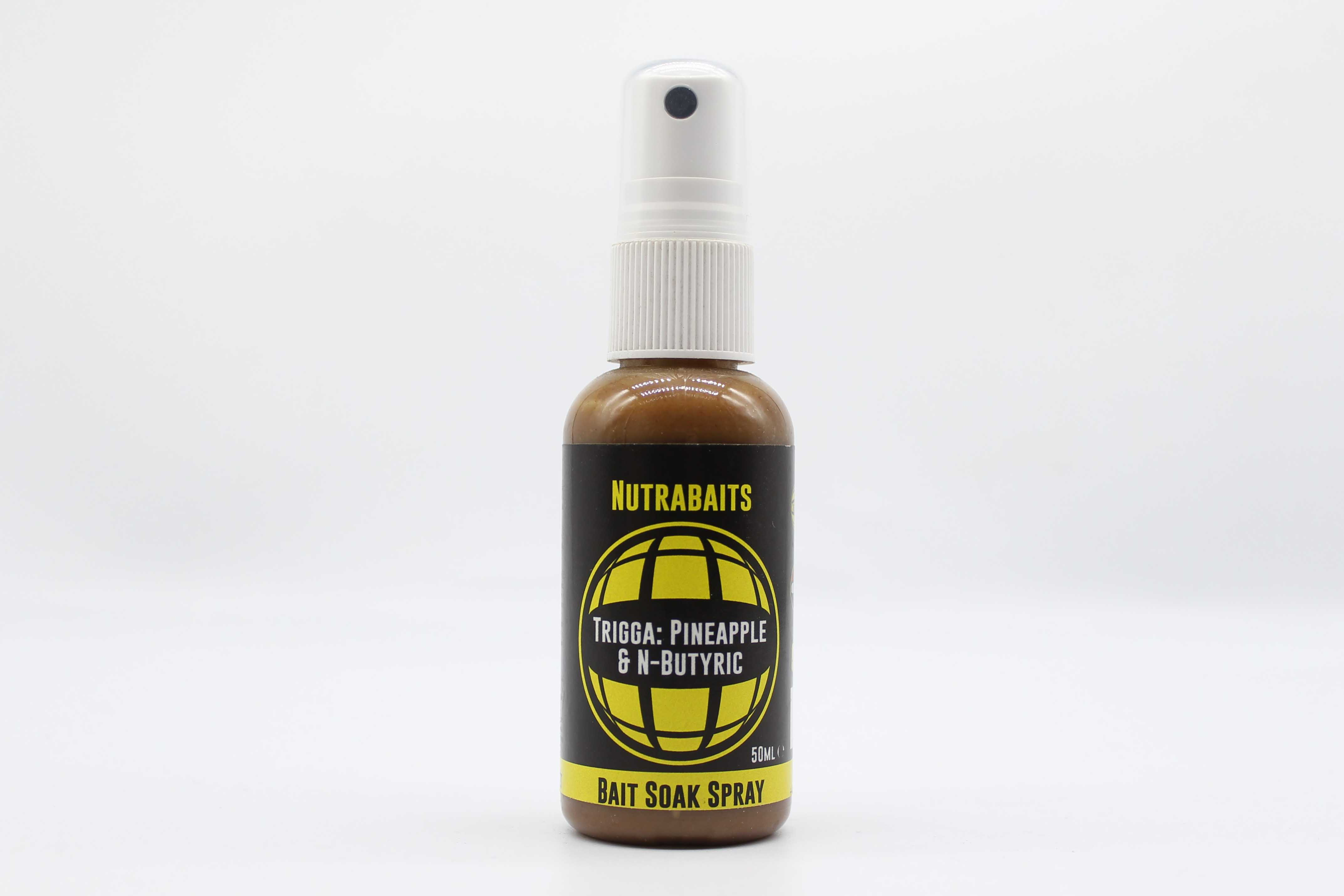Trigga: Pineapple & N-Butyric High Attract Bait Spray